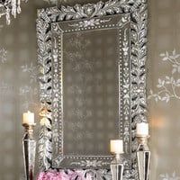 Venetian-Style Wall Mirror - Horchow