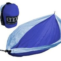 Eagles Nest Outfitters - DoubleNest Hammock, Powder Blue/Royal