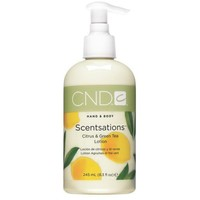 CND - Scentsation Citrus & Green Tea Lotion 8.3 fl oz