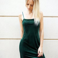 """""""Green With Envy"""" Dress"""