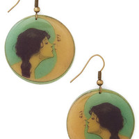 ModCloth Fairytale Date of Your Dreams Earrings