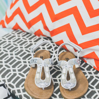 Pure & True Sandal
