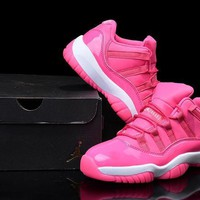Air Jordan 11 Retro Low Pink Basketball Shoe 36 40 | Best Deal Online