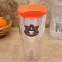 Tervis Tumbler Auburn Tigers 24oz. Tumbler Cup with Lid