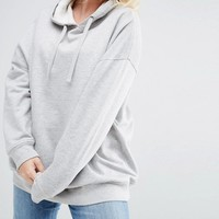 ASOS CURVE Ultimate Pullover Hoodie at asos.com