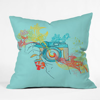 Budi Kwan Seize A Memory Throw Pillow