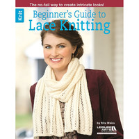 Leisure Arts-Beginner's Guide To Lace Knitting