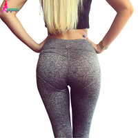 Goodbuy Women's Leggings Patchwork Fitness Legging Sexy Slim Jeggings Work Out Cotton Women Lady Pants Elastic Leggins