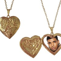 Customized Love Locket