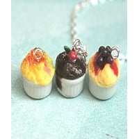 Souffle Necklace