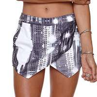 Nameless City Skort at PacSun.com