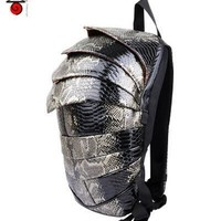 Cool Backpack school Casual Backpack Beetle Style Men And Women Fashion PU Waterproof Backpack Cool Student Backpack AT_52_3