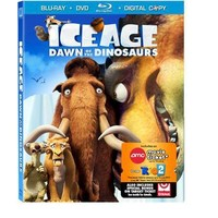 Ice Age 3: Dawn of the Dinosaurs (3 Discs) (Includes Digital Copy) (Blu-ray/DVD) (W)