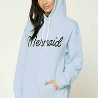 Mermaid Graphic Hoodie