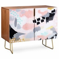 Credenza by Laura Fedorowicz ABSTRACT