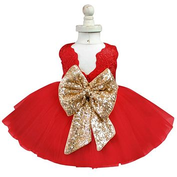 Fancy Baby Girl Dress Frock Designs born 1st Birthday Party Wear Infant Lace Christening Gown Toddler Baby Outfits