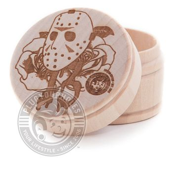 Jason Engraved Plug Box - Limited Edition