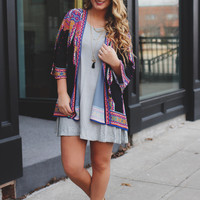 Light Up the Night Kimono