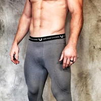 Compression Pant - 3/4 Limited Edition - GREY