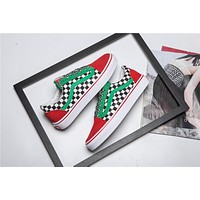 Billy's X Vans 3 Anni Canvas Running Shoes 35 44