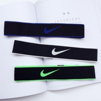 Nike Sports And Leisure Letters Simple Hair Band
