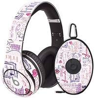 Friends Pink Skin  for the Beats Studio Headphones & Case by skinzy.com