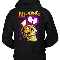 Wu Tang Two B Hoodie Two Sided
