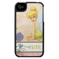Tinker Bell - Outrageously Cute Iphone 4 Cover from Zazzle.com