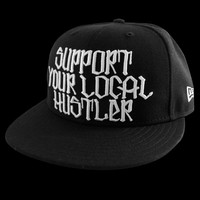 Support Your Local Hustler New Era Hat
