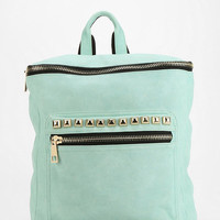 Deena & Ozzy Studded Square Backpack
