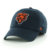 Chicago Bears Throwback Franchise Fitted Hat by '47 Brand Select Franchise Hat Size: X-Large - 7 5/8 to 7 3/4