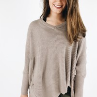 Love So Soft Sweater - Taupe