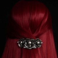 Dark Wonderland Hair Clip van Restyle - Bizzare - Be azz you are, Be Bizzare