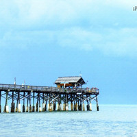 Cocoa Beach Pier Photographic Print