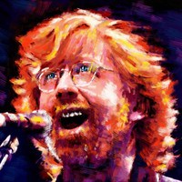 Trey Anastasio Art Print, Phish