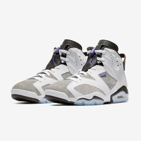 "Air Jordan 6 Retro ""Flint"" LTR - Best Deal Online"