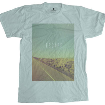 Escape Seafoam T-Shirt