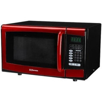 Emerson MW8999RD 900 Watt Microwave Oven - Red - Reconditioned