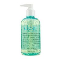 Clear Days Ahead Oil-Free Salicylic Acid Acne Treatment Cleanser 240ml/8oz