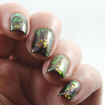 Eerie-descence - Multichrome Glitter w/ Bright Iridescent Shifting Glitter
