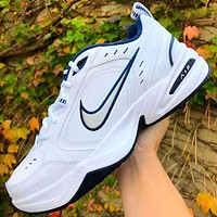Nike Air Monarch M2K Fashion New Hook Running Cushion Running Shoes White