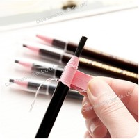 Stay Wire Eyebrow Pencil Soft Crayon Waterproof Eye Brow Pencil 5 Fashion Colors Makeup Pen Cosmetic Tools 1818 Apply Shape Dye