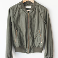 Kenny Bomber Jacket