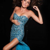 Jasz Couture 4850 at Prom Dress Shop