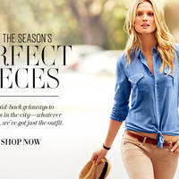 Women's Clothing: Women's Clothes & Fashion Styles at Victoria's Secret