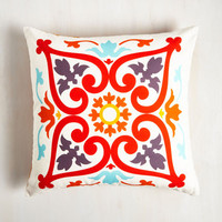 Boho Happily Marrakesh Pillow by ModCloth