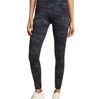 Seamless Legging, Black Camo - Restocked