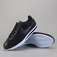 Nike Classic Cortez Nylon Prm Women Men Fashion Casual Sneakers Sport Shoes-2