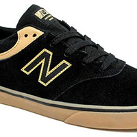 New Balance Shoes Numeric Quincy 254 - Black/Tan