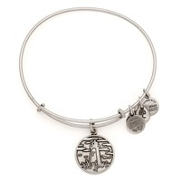 Lighthouse Charm Bracelet | Alex and Ani Russian Silver